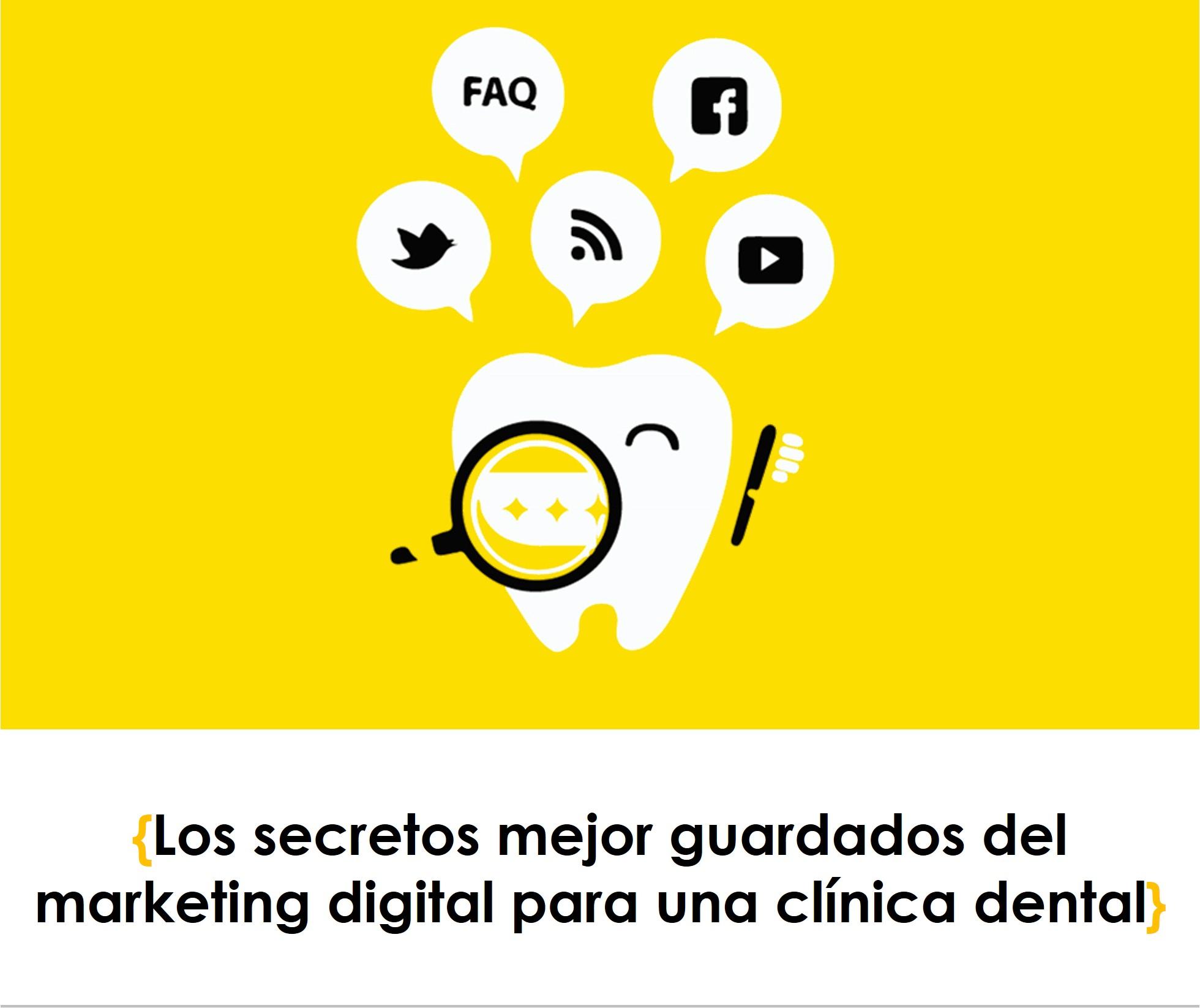 marketing clinicas dentales